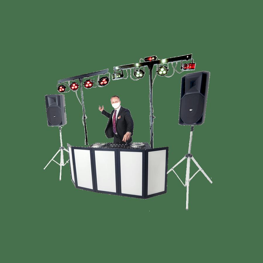 Аренда звука на свадьбу