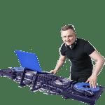 Диджей Андрей Андреев DJ AndRave на выпускной