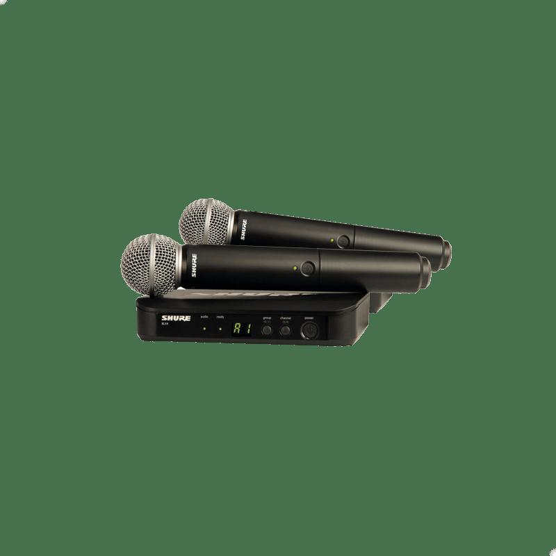 Shure BLX SM58